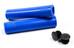 Sixpack F-Trix handgrepen blauw